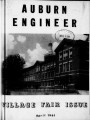 1961-04: Auburn Engineer Newsletter, Auburn, Alabama, Volume 34, Issue 07