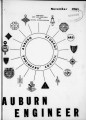 1961-11: Auburn Engineer Newsletter, Auburn, Alabama, Volume 35, Issue 02