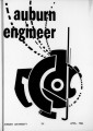 1966-04: Auburn Engineer Newsletter, Auburn, Alabama, Volume 39, Issue 07