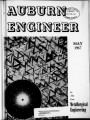 1967-05: Auburn Engineer Newsletter, Auburn, Alabama, Volume 40, Issue 08