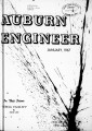 1967-01: Auburn Engineer Newsletter, Auburn, Alabama, Volume 40, Issue 04