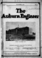 1925-10-20: Auburn Engineer Newsletter, Auburn, Alabama, Volume 01, Issue 01