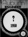 1950-01: Auburn Engineer Newsletter, Auburn, Alabama, Volume 12, Issue 04