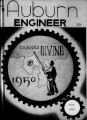 1950-11: Auburn Engineer Newsletter, Auburn, Alabama, Volume 13, Issue 02