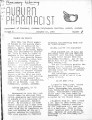 1940-01-15: Auburn Pharmacist Newsletter, Auburn, Alabama, Volume 02, Issue 01