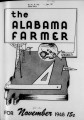 1948-11: Alabama Farmer Newsletter, Auburn, Alabama, Volume 27, Issue 02