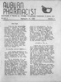 1939-09-15: Auburn Pharmacist Newsletter, Auburn, Alabama, Volume 01, Issue 04