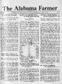 1921-10-01: Alabama Farmer Newsletter, Auburn, Alabama, Volume 02, Issue 01