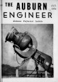 1954-10: Auburn Engineer Newsletter, Auburn, Alabama, Volume 18, Issue 01