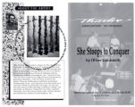 She Stoops to Conquer, 1992: Program