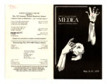 Medea, 1979: Programs, Production Photos