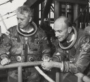 1972: Auburn astronauts Ken Mattingly and Hank Hartsfield