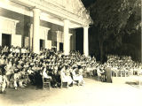 1941: Langdon Hall community sing