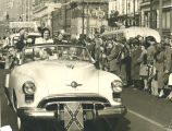 1949: Parade before Alabama game