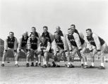 1958: Shug Jordan's football coaching staff
