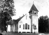 1900: First Baptist Church