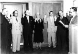 1955: Auburn city council