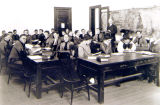 1914: George Petrie's history class