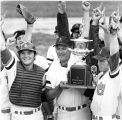 1976: AU wins SEC baseball trophy