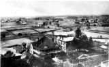 1900s: Aerial photo of downtown Auburn
