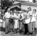 1979: Groundbreaking, Pebble Hill, Auburn Heritage Association