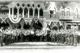 1915: API Band at Confederate Reunion