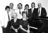 1988: AU Music faculty dedicate new grand piano