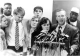 1992: Pat Dye farewell news conference