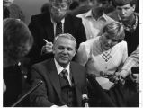 1983: Pres. Funderburk, shortly before resignation