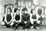 1906: Men's basketball team