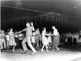 1945: Ross Square street dance