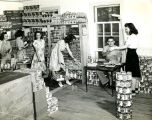 1946: Veterans' co-op store in Auburn