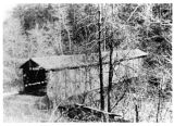 1910: Covered bridge over Chewacla Creek
