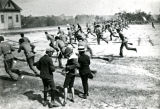 1900s: Annual mock battle between cadet brigades