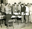 1946: P. M. Norton registers GI Bill students