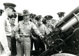 1943: Artillery instruction