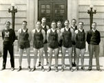 1927: Men's basketball team