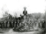 1895: Confederate Monument at Pine Hill Cemetery
