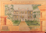 William A. Dawson House, 1834