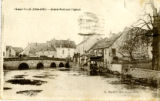 Postcard from Paul C. Arnold to Leonard H. White, Is-sur-Tille, France, March 23, 1919