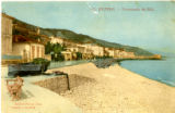 Postcard from Paul C. Arnold to Ada Arnold Sides, March 26, 1919, Menton, France