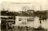 Postcards from Paul C. Arnold to Ada Arnold Sides, May 10, 1919, Is-sur-Tille, France